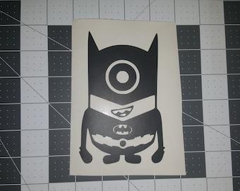 Batminion Decal/Sticker