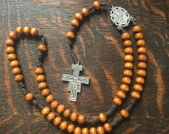 """The """"Franciscan"""" Rosary"""