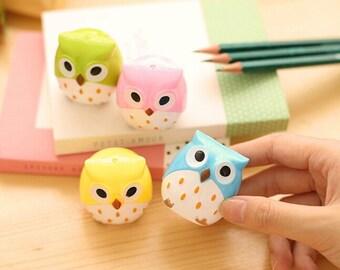 Pencil Sharpener - Owl