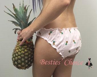 Pineapple Pajamas Etsy