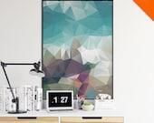Geometric print, Geometric art, Minimalist art, Abstract print, Abstract wall art, Abstract art ,Printable Wall Art, Design Poster