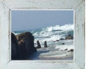 Relaxing Summer waves wall art