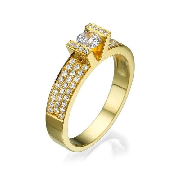 engagement ring promise ring statement ring wedding ring