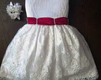 24 months baby dress by Baby Princess Couture