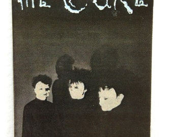 The Cure Magnet Robert Smith 80's