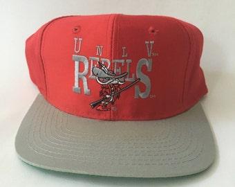 Vintage UNLV Rebels Snapback Hat