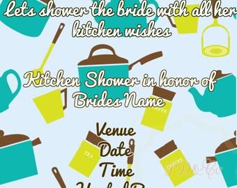 Kitchen Shower