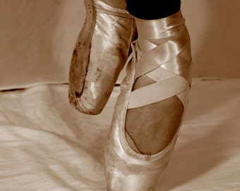 Used Pointe Shoes for crafts
