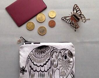 Cotton Coin Purse