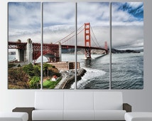 Unique Golden Gate Bridge Related Items Etsy