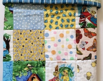 A Day With Best Friends Baby Quilt