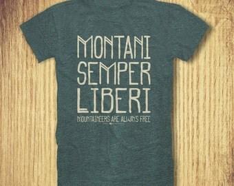 Montani Semper Liberi