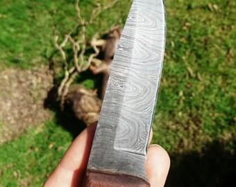 Firesnake Damascus Steel Hunters Knife
