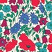 Tana lawn fabric from Liberty of London, Poppy and Daisy