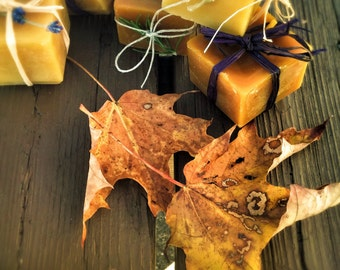 Square Beeswax Candle