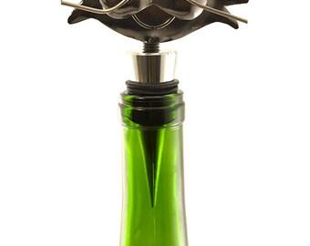 Cat Wine Bottle Stopper Accessory