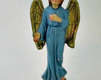 Vintage Nativity Creche Angel Figure Figurine