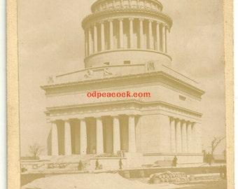 Ulysses Grant tomb 1907 photo civil war NY military history monument park
