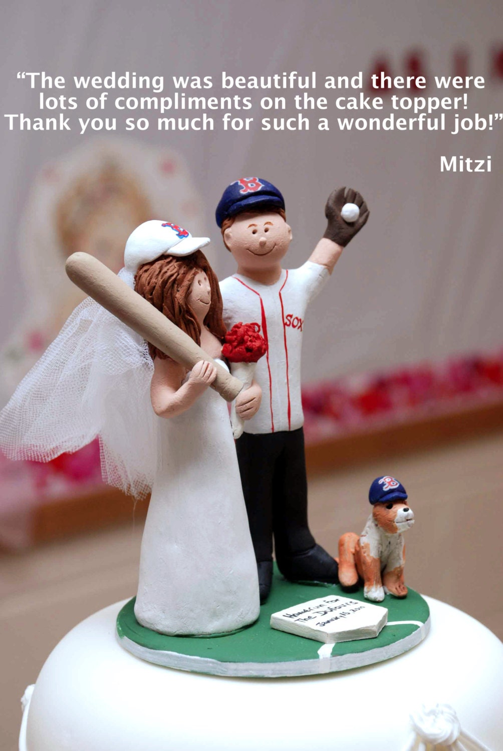 MLB Baseball Wedding Gift Gallery Photo