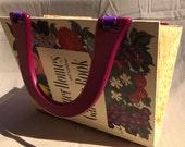 Better Homes and Gardens Garden Book...SALE.....Book Purse