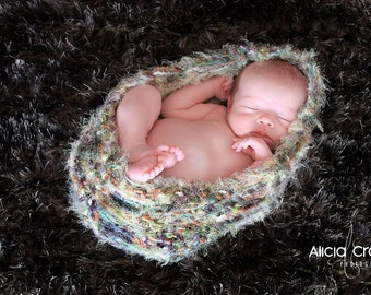 Photography Newborn Wrap Prop Cocoon Photography Prop Gift for Pregnant Moms. Choose Color