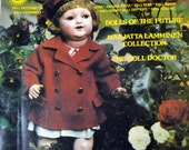 National Doll World Magazine Feb 1982 Doll patterns Doll Clothes patterns Paper dolls