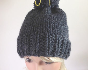Knitting Pattern Instant Download East Bay Hat