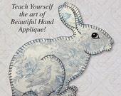 Hand Applique Tutorial Pattern