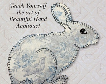 Hand Applique Tutorial Pattern