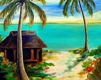 Norman's Cay, Bahamas