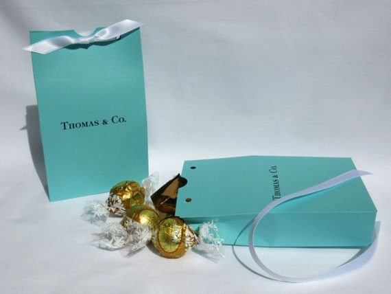 Wedding Favors Aqua - Favors For Tiffany - Favor Boxes - Aqua Favor Boxes - Candy Favor Boxes - Aqua Wedding Favors  - Wedding Favor Boxes -