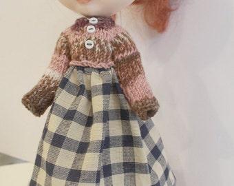 Blythe knit dress
