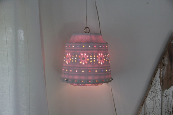 Hanging Light Up Pendant Light Lawnware. Perfect for a Kids