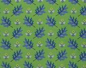 Jane Sassaman Periwinkle Busy Bee fabric 1 yard