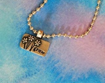 Grow  necklace or bracelet