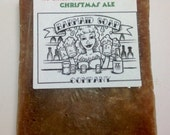 Beer Soap with Great Lakes Christmas Ale