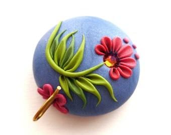 Magnetic Portuguese Knitting Pin, Portuguese Knitting Pin, Knitting Hook