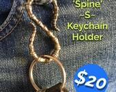 My 'Spine' S Keychain Holder