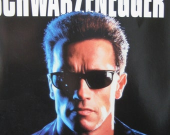 SCHWARZENEGGER, MUSCLEMAN To TERMINATOR, An Unauthorized Biography, 1991