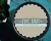 Zinc Balm Paste /// <<<