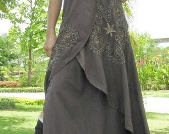 SALE 22 USD--N003--The butterfly dress
