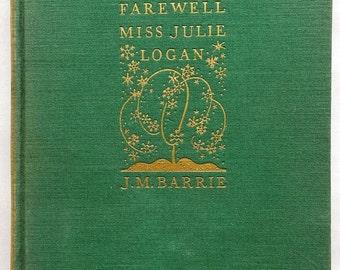 Farewell Miss Julie Logan 1932