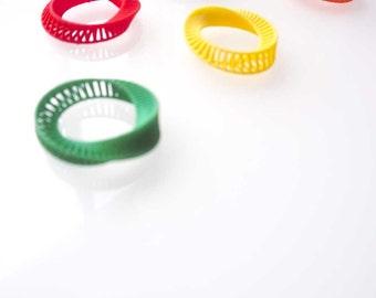 Mobius ring