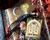 MOON WOMAN ~ Signature Perfume to Moon Goddess Magick Apothecary~ Perfume for the Mysterious Witchy Woman ~ Moon Magick ~ Natural Perfume