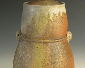 Medium wood fired jar