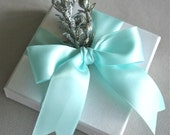 Add a Special Gift Box and Message Card to Order.  Ready for Gift Giving