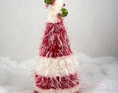 Reserved Listing for R - medium Peppermint Twist Felted Forest Tree