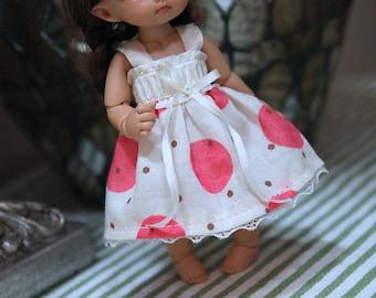Pukipuki Little Dot Dress