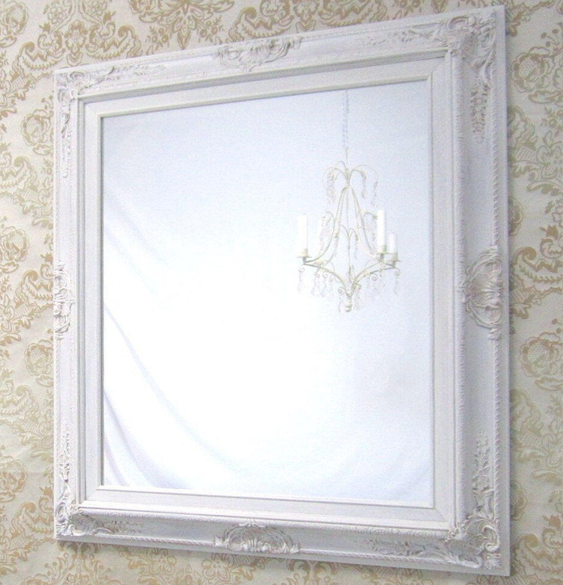 Bathroom vanity mirrors for sale french country by for Mirrors for sale