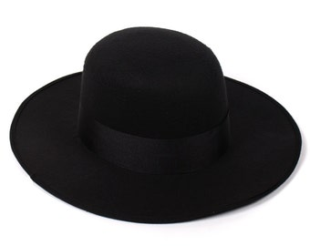 Holy Mountain Wide Brim Hat